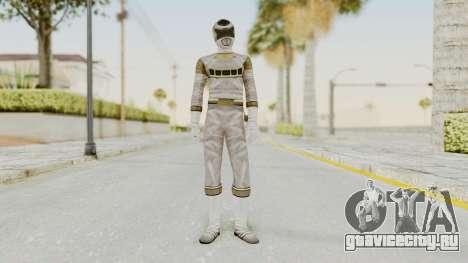 Power Rangers In Space - Silver для GTA San Andreas второй скриншот
