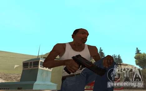 Redline weapon pack для GTA San Andreas