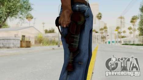 Ray Gun from CoD World at War для GTA San Andreas третий скриншот