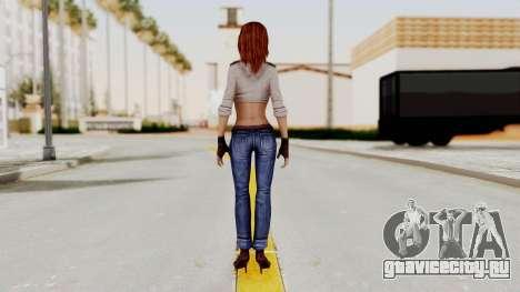 Brooke - Fireburst для GTA San Andreas третий скриншот