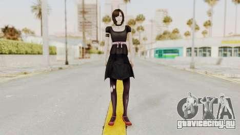Madoka Tsukimori (Goth Version) для GTA San Andreas второй скриншот