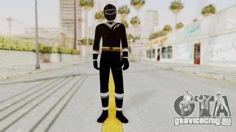 Alien Rangers - Black для GTA San Andreas второй скриншот