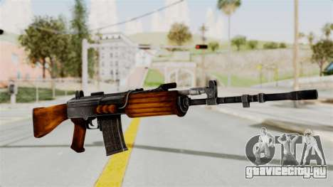 IOFB INSAS Detailed Orange Skin для GTA San Andreas