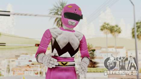 Power Rangers Lost Galaxy - Pink для GTA San Andreas