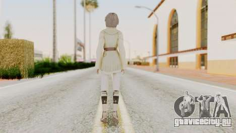 Nora - Final Fantasy XIII для GTA San Andreas третий скриншот