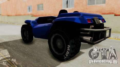 BF Buggy для GTA San Andreas вид слева