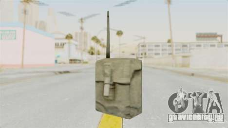 Metal Slug Weapon 4 для GTA San Andreas