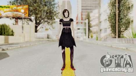 Fatal Frame 4 - Madoka Goth для GTA San Andreas второй скриншот