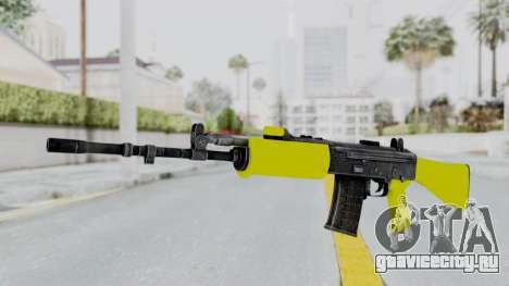 IOFB INSAS Yellow для GTA San Andreas