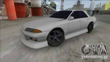 Nissan Skyline R32 4 Door Drift для GTA San Andreas