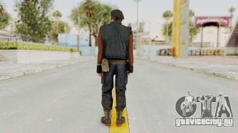 MGSV Phantom Pain Rogue Coyote Commander для GTA San Andreas третий скриншот