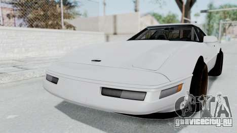 Chevrolet Corvette C4 Drift для GTA San Andreas