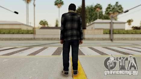 GTA 5 Michael v1 для GTA San Andreas третий скриншот