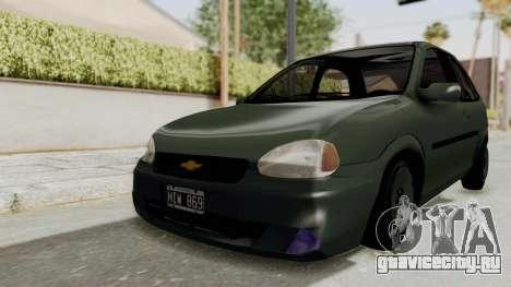 Chevrolet Corsa для GTA San Andreas