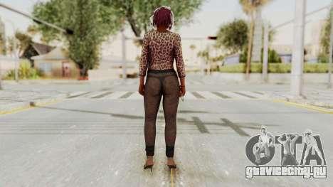 GTA 5 Hooker 2 для GTA San Andreas третий скриншот
