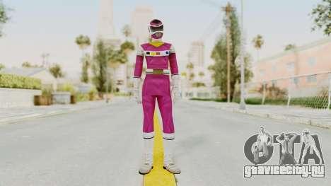 Power Rangers In Space - Pink для GTA San Andreas второй скриншот