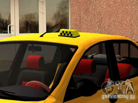 Daewoo Lanos (Sens) 2004 v2.0 by Greedy для GTA San Andreas колёса