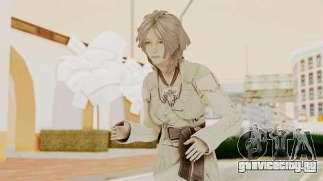 Nora - Final Fantasy XIII для GTA San Andreas