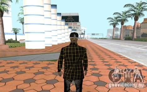 Los Santos Vagos Gang Member для GTA San Andreas второй скриншот