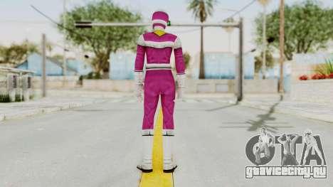 Power Rangers In Space - Pink для GTA San Andreas третий скриншот