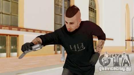 GTA 5 Tattooist v1 для GTA San Andreas