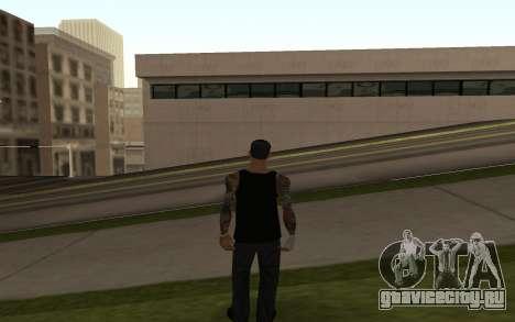 Wuzimu для GTA San Andreas второй скриншот