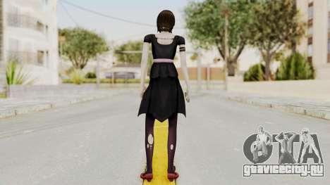 Fatal Frame 4 - Madoka Goth для GTA San Andreas третий скриншот