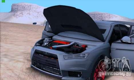 Karin Kuruma для GTA San Andreas двигатель