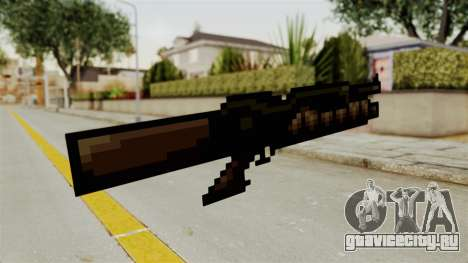 Heavy Machinegun from Metal Slug для GTA San Andreas второй скриншот