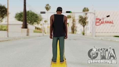 GTA 5 Franklin v3 для GTA San Andreas третий скриншот
