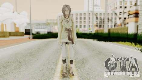 Nora - Final Fantasy XIII для GTA San Andreas второй скриншот