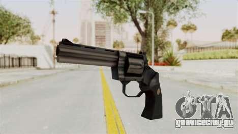 Liberty City Stories Colt Python для GTA San Andreas второй скриншот