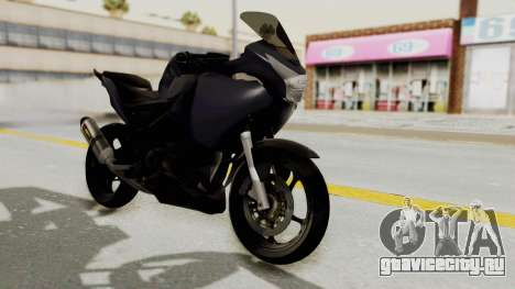 Honda CBR150i для GTA San Andreas
