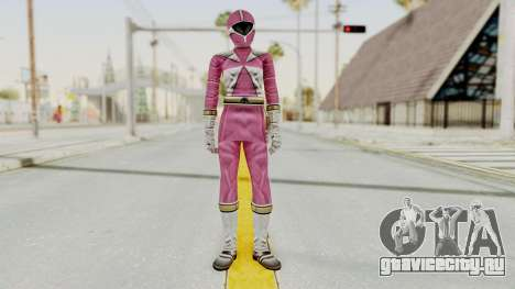 Power Rangers Lightspeed Rescue - Pink для GTA San Andreas второй скриншот