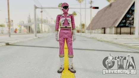 Power Rangers Lightspeed Rescue - Pink для GTA San Andreas второй скриншот