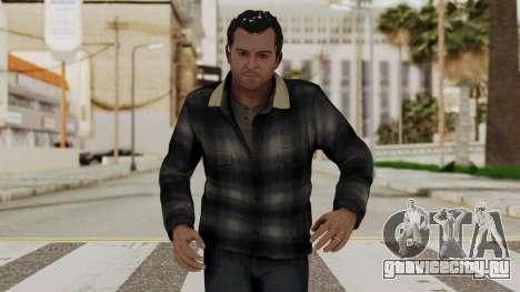 GTA 5 Michael v1 для GTA San Andreas