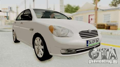 Hyundai Accent Era для GTA San Andreas