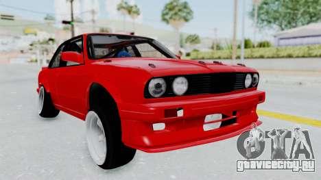 BMW M3 E30 Rocket Bunny Drift Style для GTA San Andreas