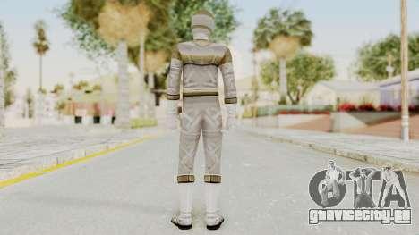 Power Rangers In Space - Silver для GTA San Andreas третий скриншот