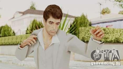 Scarface Tony Montana Suit v1 для GTA San Andreas
