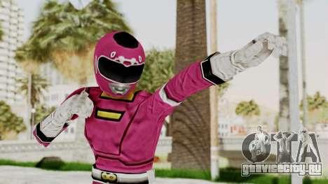 Power Rangers Turbo - Pink для GTA San Andreas