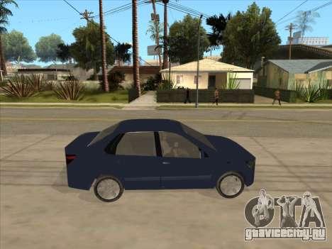 Datsun on-DO для GTA San Andreas вид справа