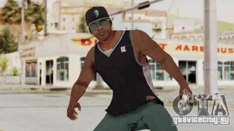GTA 5 Franklin v3 для GTA San Andreas