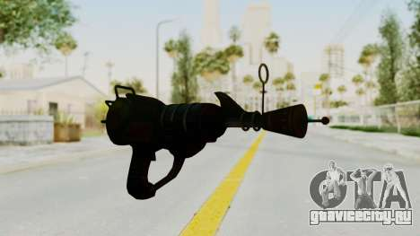 Ray Gun from CoD World at War для GTA San Andreas