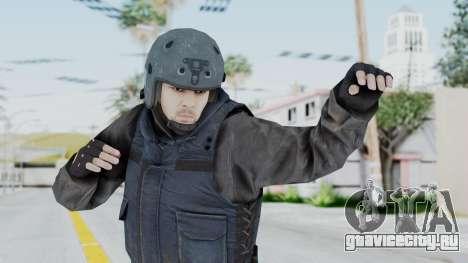 MGSV Phantom Pain Zero Risk Vest v2 для GTA San Andreas