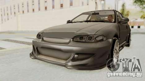 Honda Civic Hatchback 1994 Tuning для GTA San Andreas