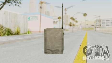 Metal Slug Weapon 4 для GTA San Andreas второй скриншот