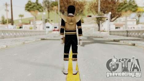 Power Ranger Zeo - Gold для GTA San Andreas третий скриншот