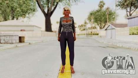 GTA 5 Hooker 3 для GTA San Andreas второй скриншот