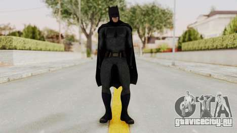 Batman vs. Superman - Batman для GTA San Andreas второй скриншот
